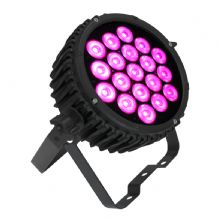 LEDJ Intense 19T3 RGB LED Slim Par